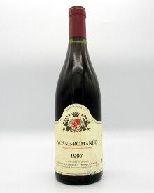 【24、25日・ポイント5倍】フィリップ・エ・ヴァンサン・レシュノー [1997] ヴォーヌ・ロマネ 750ml【経年によるエチケット、バックラベル、汚れ・スレあり】【フランス】【ブルゴーニュ】【赤ワイン】(LECHENEAUT)