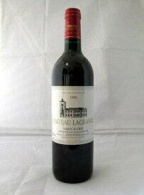 シャトー・ラグランジュ [1996] 750ml【WA92、IWC93+ WS91】【フランス】【ボルドー】【第3級格付】【輸入元:フィラデス】【人気シャトー】【サン・ジュリアン】【赤ワイン】(Chateau Lagrange)