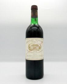 【ポイント2倍】シャトー・マルゴー [1978] 750ml 【WA93】【フランス】【マルゴー】【第1級格付】【赤ワイン】【グレート・ビンテージ】【昭和53年】