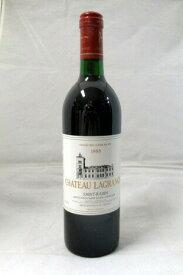 【3月1日はポイント最大18倍】シャトー・ラグランジュ [1988] 750ml【WS96点】【フランス】【ボルドー】【第3級格付】【輸入元:フィラデス】【人気シャトー】【サン・ジュリアン】【赤ワイン】(Chateau Lagrange)