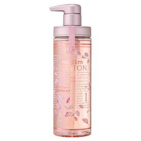 【限定デザイン】mixim POTION potion ミクシムポーション shampoo EX ex リペアシャンプー SAKURA 桜 チェリーブロッサム 440ml