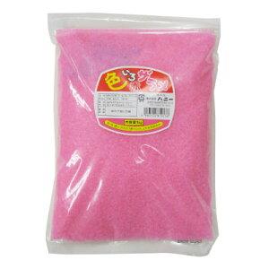 綿菓子 ザラメ 赤 ( 1kg )幼稚園 祭り ハロウィン 景品 子供会 縁日