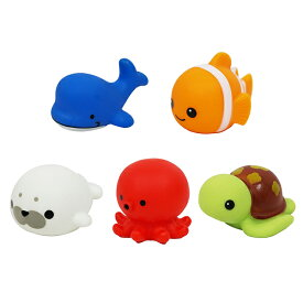 【エントリーでP10倍】人形すくい ぷかぷか 海の生き物 50個幼稚園 夏祭り 景品 子供会 縁日