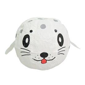 紙風船 アザラシ ( 袋入 ) YAIKF62080 ( 税別\70×12枚 )幼稚園 祭り 景品 子供会 縁日