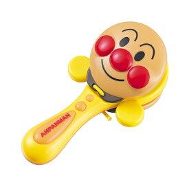アンパンマン うちの子天才 カタカタカスタ ( 税別\420×1個 )カスタネット おもちゃ 男の子 女の子 知育玩具 出産祝い プレゼント