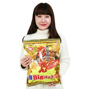 駄菓子 問屋 おっきなお菓子 特大カレーせん ( 税別¥540×1袋 )駄菓子 詰め合わせ 問屋 スナック菓子 子供会 景品