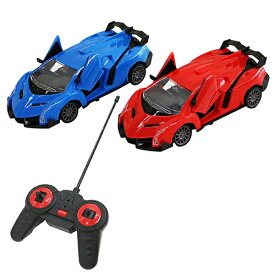 ラジコン おもちゃ RCフルファンクションスピードレーサーカー (税別\980×1個)幼稚園 祭り 景品 子供会 縁日