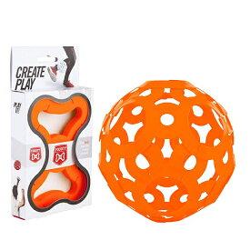 FOOOTY ( フーティ ) オレンジ ( 税別\1680×1個 )室内遊び どこでもボール アウトドア 公園 遊び