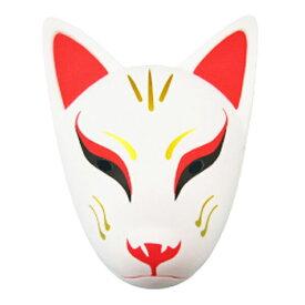 お面 天狐 パッケージタイプ ( 税別\600×1枚 )幼稚園 祭り 景品 子供会 縁日