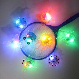 人形すくい 光る おもちゃ ピカピカ 森の生物 ( 税別\37×48個 )幼稚園 祭り 景品 子供会 縁日