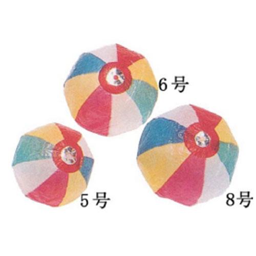 紙風船 紙ふうせん 8号 ( 税別30円×50個入 )