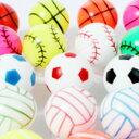 スーパーボール スポーツボール ミックス 27mm ( 税別17円 × 125個入 )幼稚園 祭り 景品 子供会 縁日
