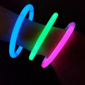 【エントリーでP10倍】ルミカ サイリウム 光る ブレスレット 3本入 ( 税別\35×25袋 )幼稚園 夏祭り 景品 子供会 縁日