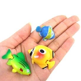 【エントリーでP10倍】人形すくい ミニ熱帯魚 ( 税別\16.5×100個 )幼稚園 夏祭り 景品 子供会 縁日
