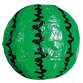 紙風船 スイカ3号 ( 袋入 ) YAIKF61437 ( 税別\70×12枚 )幼稚園 祭り ハロウィン 景品 子供会 縁日