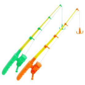 マグネット 釣竿 子供用 ( 1個 ){ 子供用 釣り おもちゃ 人形釣り 釣り竿 マグネット おもちゃ }