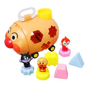 アンパンマン アンパンマンごうやわらかパズル ( 税別¥1386×1個 )出産祝い 知育玩具 ブロックあそび パズル おもちゃ 子供会 景品