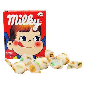 駄菓子 飴 問屋 ミルキー ( 税別¥45×10個 )幼稚園 祭り 景品 子供会 縁日