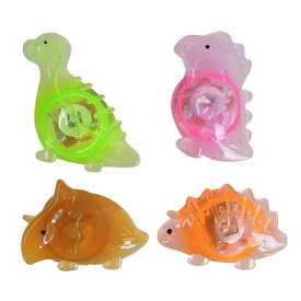 【エントリーでP10倍】光る おもちゃ 問屋 ピカピカ恐竜 ( 税別\37×48個 )幼稚園 夏祭り 景品 子供会 縁日