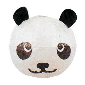 紙風船 パンダ顔 ( 袋入 ) YAIKF61431 ( 税別\70×12枚 )幼稚園 祭り ハロウィン 景品 子供会 縁日