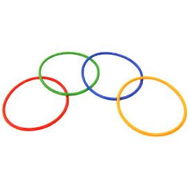 輪投げ用 輪投げの輪 20本 直径13センチ[ プラスティック製 ] ( 1袋 )幼稚園 祭り 景品 子供会 縁日