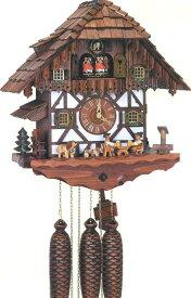 アントン・シュナイダー製カッコー時計はと時計8TMT 483/9 8日巻モデル