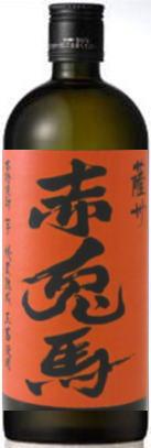 赤兎馬 玉茜 25度 720ml【芋焼酎】 【鹿児島県】【濱田酒造】【せきとば】【たまあかね】