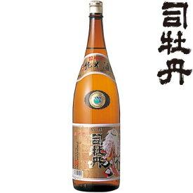 司牡丹 特撰 純米酒 1800ml【高知県】【地酒】【日本酒】【純米酒】【司牡丹】【つかさぼたん】【ギフト】【プレゼント】
