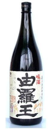 【黒糖焼酎】由羅王 喜界島酒造 25度 1800ml