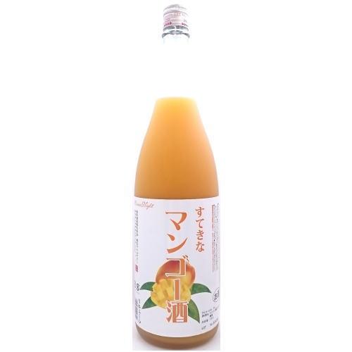 【8640円以上で送料500円】すてきな マンゴー酒 1800ml【和リキュール】【麻原酒造】【ギフト】【プレゼント】