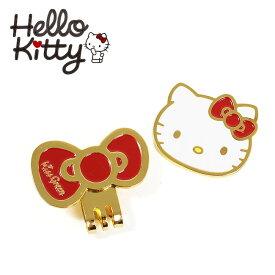 【代引手数料無料】限定Hello Kittyコラボ キティちゃんマーカー ゴルフウェア レディース ゴルフウエア ゴルフ マーカー マグネット レディース