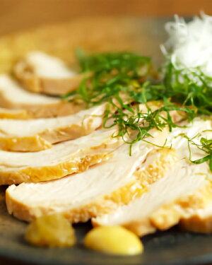 至高の鶏270g6袋【北海道産プレミアムチキン】チキンコンフィ無添加・低カロリー【上質な若鶏の胸肉】極上の塩のみ使用和・洋・中に最適なとり肉【サラダ・カレー・フライドチキン・サンドウィッチ・汁物にも合う鳥肉】