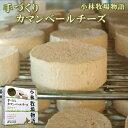手づくりカマンベールチーズ 缶タイプ135g【もちもちのちーず】白かびチーズ≪北海道小林牧場物語≫ほっかいどうこば…