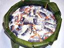 にしん飯寿司(鰊いずし)加工地小樽 2キロ樽入【送料無料】