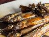 煮shishamo海帶,甚至220g北海道物產展覽煮煮受歡迎的胡瓜魚的海帶,能完整吃的胡瓜魚的海帶
