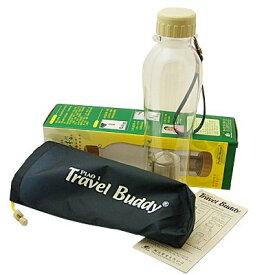 茶こし付きエコボトル水筒 エコ水筒(マイ水筒)Travel Buddy PC−701 【サンプル茶葉付き】 台湾