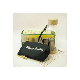 茶漉し付きエコボトル水筒(Travel Buddy/トラベルバディ)PC-301 【サンプル茶葉付き】台湾 【携帯/お祝い/誕生日/記念日/ギフト/母の日/父の日/プレゼント】