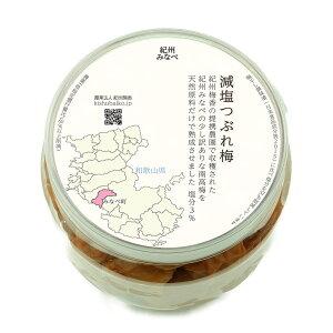 【無添加 梅干し】紀州梅香 減塩 つぶれ梅<提携農園梅使用>( 500g) <中〜大粒> [T3-G-500]