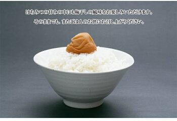 紀州南高梅使用はちみつ梅1kg塩分8%
