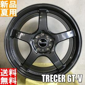 トーヨータイヤ TOYOTIRES プロクセス スポーツ PROXES SPORT 265/35R18 サマータイヤ ホイール 4本 セット 18インチ スポーツ系 TRACER GT-V 18×10.5J+15 5/114.3 夏用 新品
