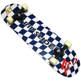 31インチ スケートボードST 20096 (ネイビー×ホワイト) | RIP SLIDE(リップスライド)