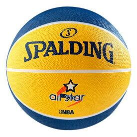 7号バスケットボール ラバー ALL STAR U-6884 | SPALDING(スポルディング)