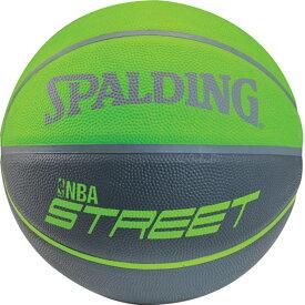 7号バスケットボール ラバー ストリート U-6885   SPALDING(スポルディング)