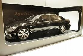 イグニッション モデル 1/18 トヨタ クラウン アスリート (ブラック) GRS180 ゼロクラ