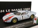 CMR 1/43 フォード GT40 MK II #1 24h LeMans 1966 「フォード VS フェラーリ」