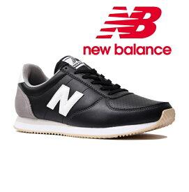 ニューバランス New Balance スニーカー レディース ユニセックス メンズ U220 FO BLACK 2019秋冬