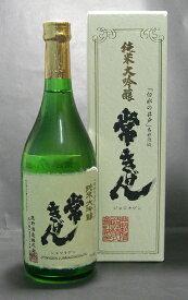 日本酒 純米大吟醸 常きげん720ml