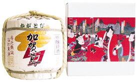 日本酒 純米 加賀鳶 極寒純米辛口 菰冠1800ml