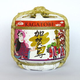日本酒 純米 加賀鳶 極寒純米辛口 豆樽300ml