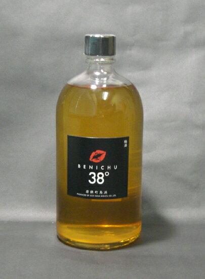 梅酒 BENICHU38°〜無糖〜 720ml